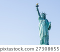 statue of liberty, world heritage, iconic 27308655