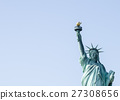 statue of liberty, world heritage, iconic 27308656