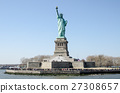 statue of liberty, world heritage, iconic 27308657