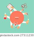 vector, education, concept 27311230