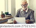 adult, letter, reading 27321241