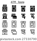 ATM icon 27330790