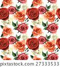 水彩畫 水彩 花朵 27333533