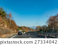 traffic lane, regulation, autumn 27334042