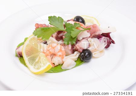 맛있는 해산물 샐러드 27334191