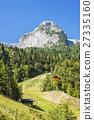 Italian mountain landscape 27335160
