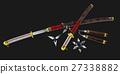 武士刀 剑 日本武士 27338882