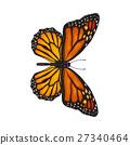 蝴蝶 昆蟲 向量 27340464