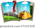 Camping site in the book 27343358
