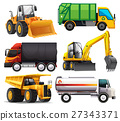 Different types of trucks 27343371