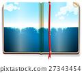 Blue ocean on the book 27343454