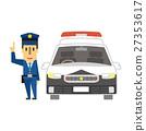 police, officer, patrol 27353617