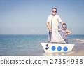 family, beach, child 27354938