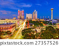 San Antonio, Texas, skyline. 27357526