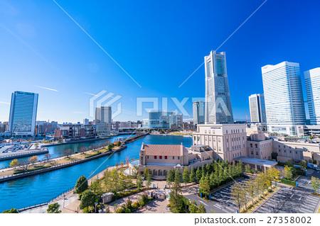 【จังหวัดคานางาวะ】โยโกฮาม่า·ทิวทัศน์ของเมือง 27358002