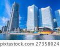 【จังหวัดคานางาวะ】โยโกฮาม่า·ทิวทัศน์ของเมือง 27358024