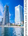 【จังหวัดคานางาวะ】โยโกฮาม่า·ทิวทัศน์ของเมือง 27358026