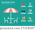 Summer Time! Take a rest and enjoy your life ! 27358097