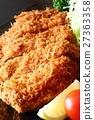 炸豬排 油炸的 油炸食品 27363358