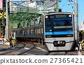京濱急行電 電氣列車 火車 27365421