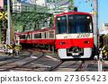京濱急行電 電氣列車 火車 27365423