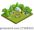 camping, camp, tent 27366925
