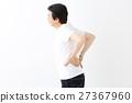 中年男性腰痛 27367960