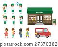 bakery, vector, vectors 27370382