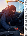 thief, robbery, screwdriver 27374865