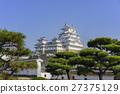 白色苍鹭城堡 - 神户市著名的姬路城 27375129