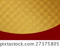 金葉 棋盤狀圖案 打鉤 27375805