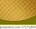 金葉 日式圖案 棋盤狀圖案 27375806