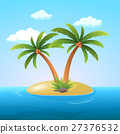 Summer Vacation Holiday Tropical Ocean Island With 27376532