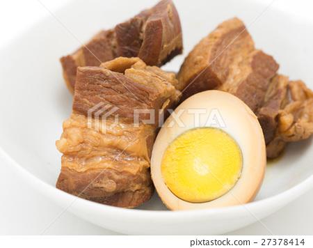 Pork belly boiled 27378414