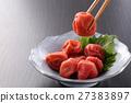 干梅 日本食品 日本料理 27383897