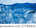 lake biwa, winter, surf 27386842