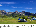 Wildcamping on Lofoten islands 27386973