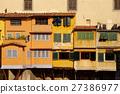 Windows on Ponte Vecchio, Florence 27386977