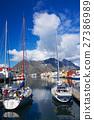 Yachts on Lofoten 27386989