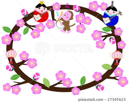 矢量 女儿节 女孩的节日 27395623