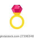 vector ring jewelry 27396348