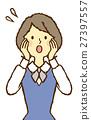 年輕 青春 女性 27397557