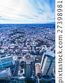 城市景觀 城市風光 城鎮地區 27398981
