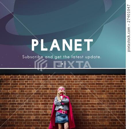 Planet Space Universe Star Concept 27401047
