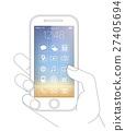 smart, phone, app 27405694
