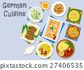 german cuisine food 27406535