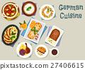 german cuisine food 27406615