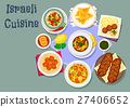 food, cuisine, vector 27406652