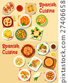 spanish food cuisine 27406658