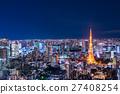 东京夜景 27408254